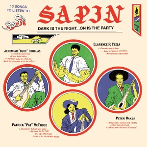 Sapin - Dark is the Night... On is the Party